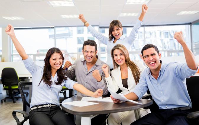 happy-business-team