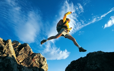 Sports_Other_challenge_sport_hike_life_Jump_over_blue_sky_LIMIT_courage_spirit_111869_detail_thumb