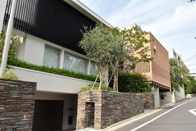 代々木上原-高級住宅街2-yoyogi-uehara-high-class-residential-area