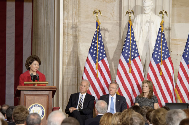 elaine-chao-speech-today