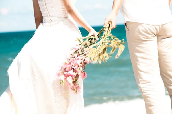 海 結婚式