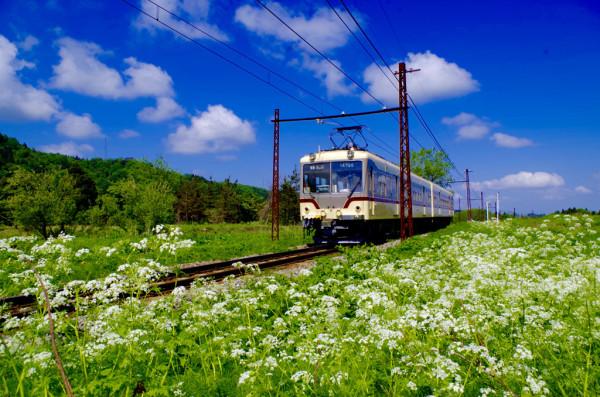 田舎 電車